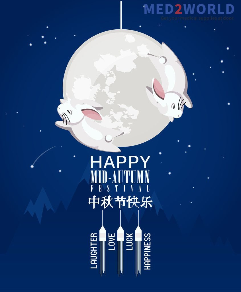 Holiday Notice For 2019 Mid Autumn Festival.